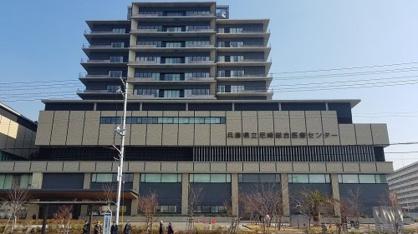 兵庫県立尼崎総合医療センターの画像1