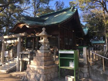 八王子神社の画像1