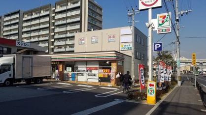 セブンイレブン尼崎東難波町2丁目店の画像1