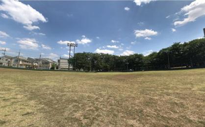 北朝霞公園野球場の画像1