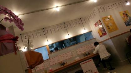 極濃湯麺フタツメ 貝沢店の画像2