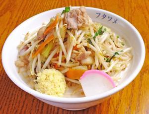 極濃湯麺フタツメ 貝沢店の画像3