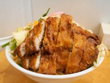 極濃湯麺フタツメ 貝沢店の画像4