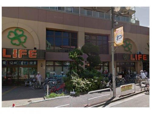 ライフ武蔵小山店の画像