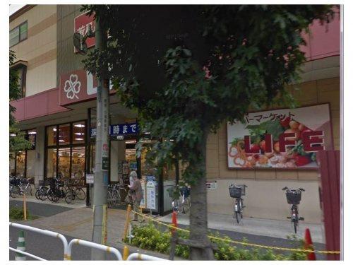 ライフ大崎百反通店の画像