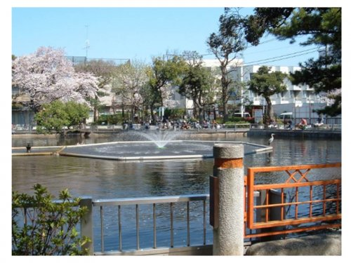 清水池公園の画像