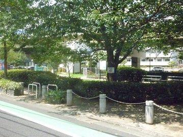 白金公園の画像