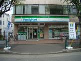 ファミリーマート 杉並天沼店