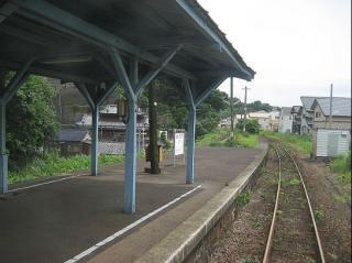 MR相浦駅の画像1