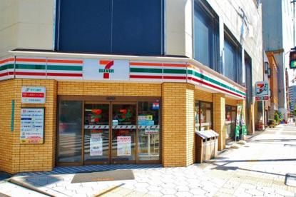 セブンイレブン大阪敷津西2丁目店の画像1