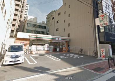セブンイレブン大阪京町堀1丁目店の画像1