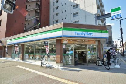 ファミリーマート浪速元町三丁目店の画像1