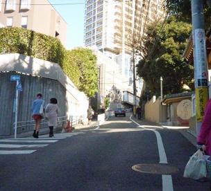 行人坂の画像2