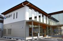 高知銀行久万川橋支店