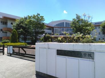 甲府市立上条中学校の画像1