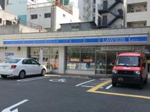 ローソン 桜川駅前店