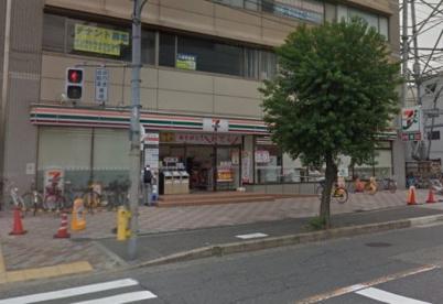 セブンイレブン大阪出戸駅前店の画像1