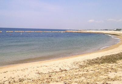 松江海水浴場の画像1