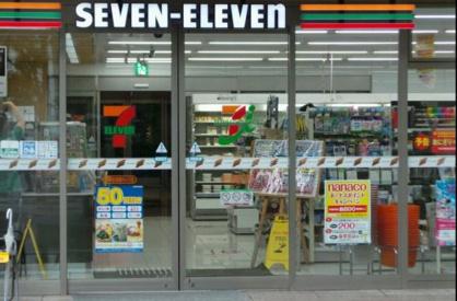 セブン-イレブン7FS帝京平成大学池袋キャンパス店の画像1