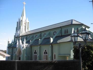 平戸ザビエル記念教会の画像1