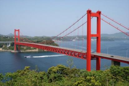 平戸大橋の画像1