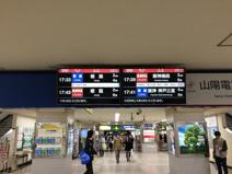 山陽電車明石駅