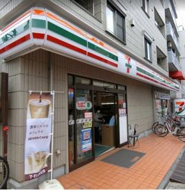 セブン-イレブン板橋仲宿商店街店の画像1