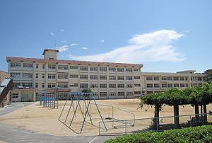 明石市立大久保小学校の画像1