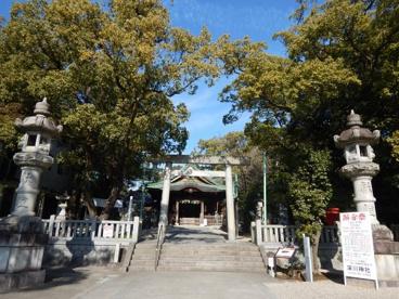 深川神社の画像1