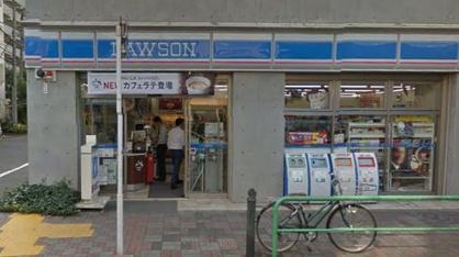 ローソン 新大橋一丁目店の画像1