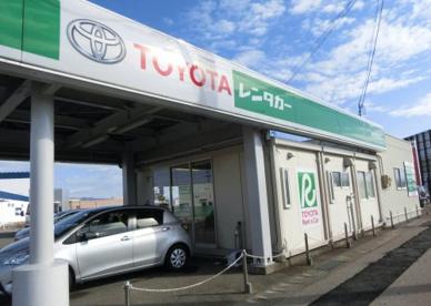 トヨタレンタカー 新発田店の画像1
