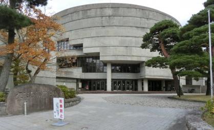 新発田市民文化会館の画像1