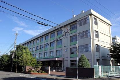 明石市立高丘中学校の画像1