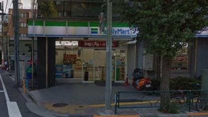 ファミリーマート江戸川橋駅西店の画像1
