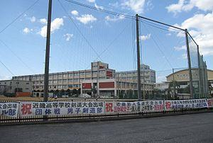 兵庫県立明石清水高等学校の画像1