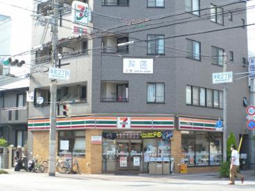 セブン-イレブン明石樽屋町店の画像1