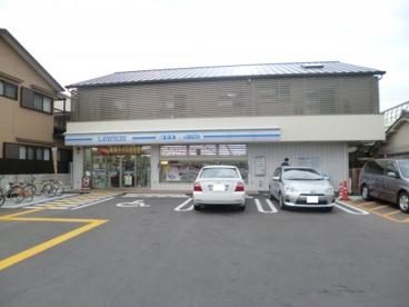 ローソン 深草藤森店の画像1