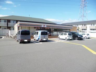 セブン-イレブン 京都竹田中内畑町店の画像1