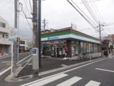 ファミリーマート堀ノ内三丁目水道通り店