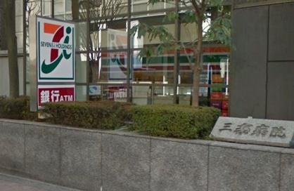セブン-イレブン 駿河台三楽病院店の画像1