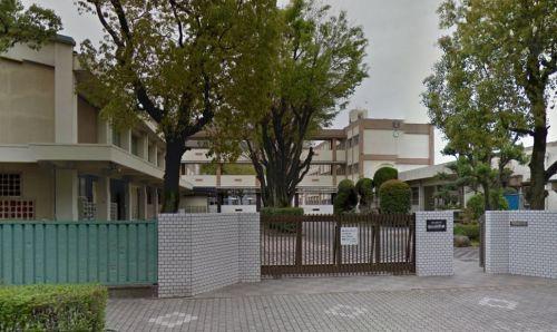 名古屋市立 白山中学校の画像