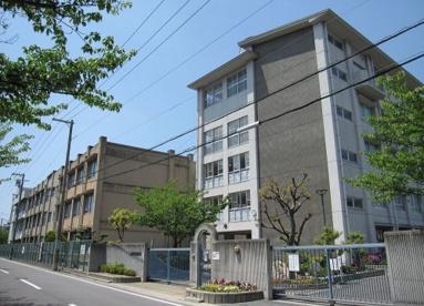 堺市立 月州中学校の画像1