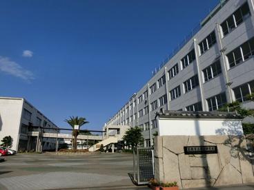 高槻市立第一中学校の画像1