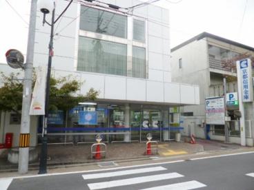 京都信用金庫 稲荷支店の画像1