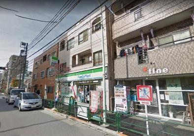 ファミリーマート 西日暮里一丁目店の画像1