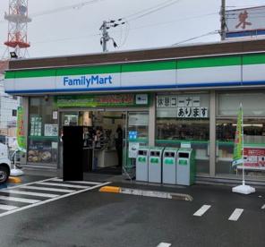 ファミリーマート和歌山築地店の画像1