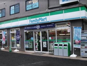 ファミリーマート豊島園駅前店の画像1
