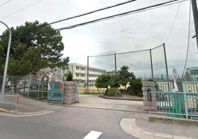 枚方市立津田中学校の画像1