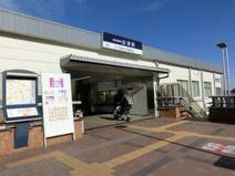 京成電鉄谷津駅