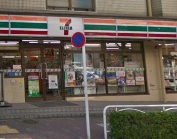 セブン-イレブン江東海辺店の画像1